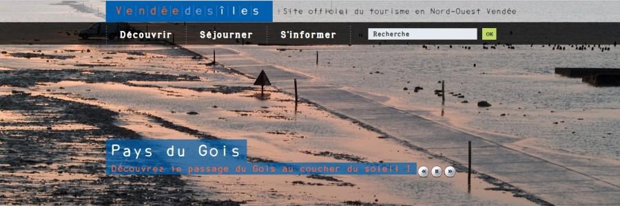 Visite La Vendée des Iles
